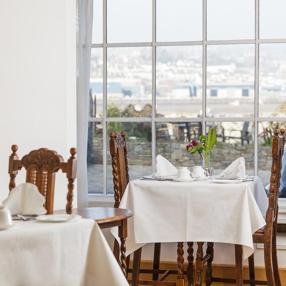 Breakfast Room - Interiors Photography