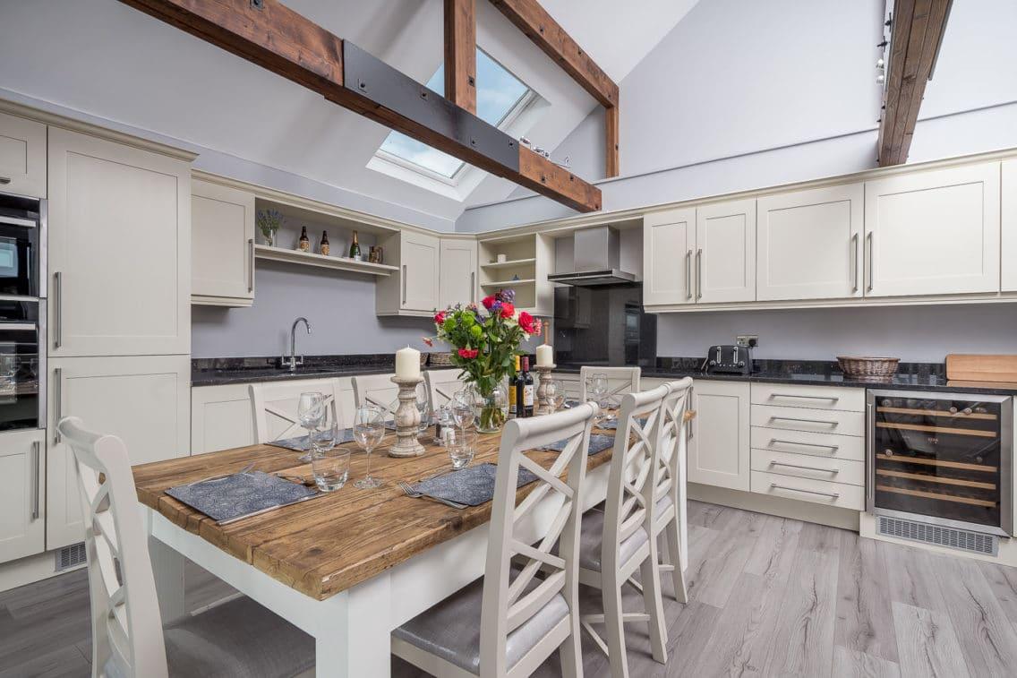 Kitchen photography in Devon