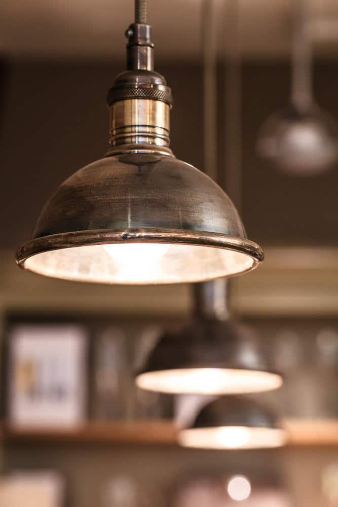 Interior lighting photography