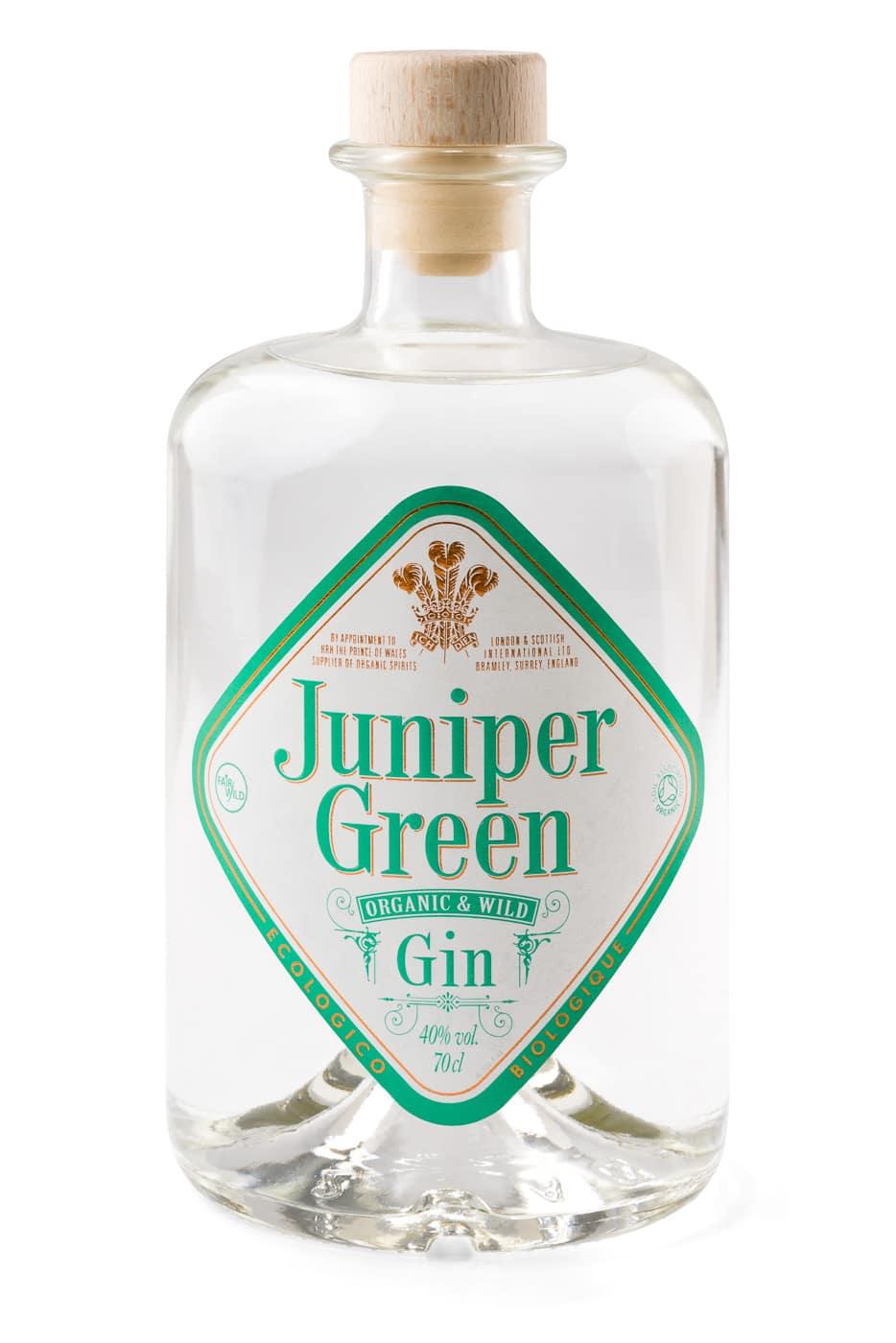 A very tasty gin