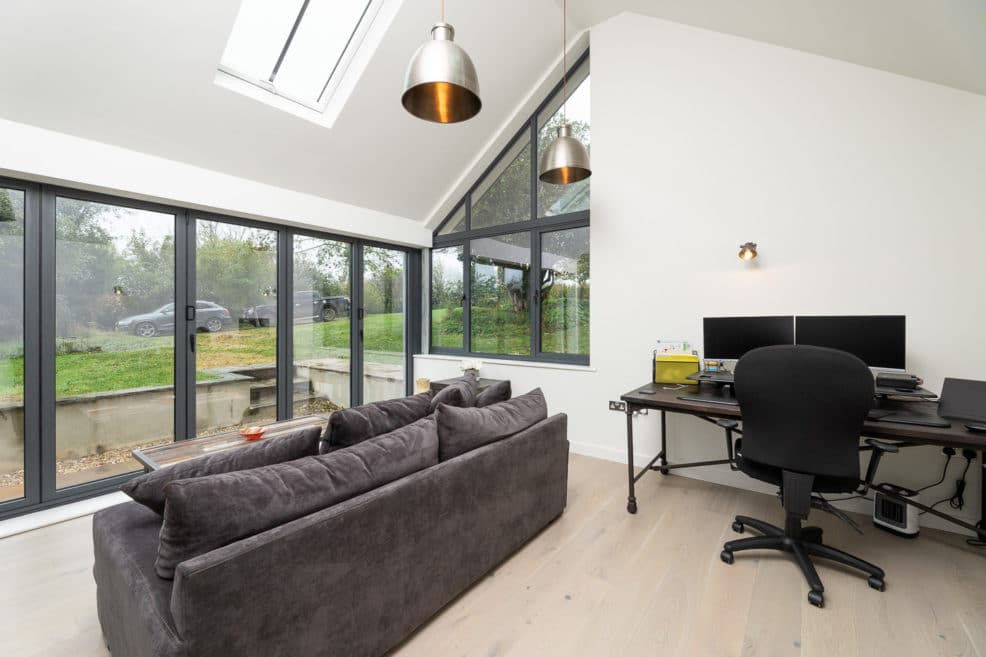 Property Extension interior photography