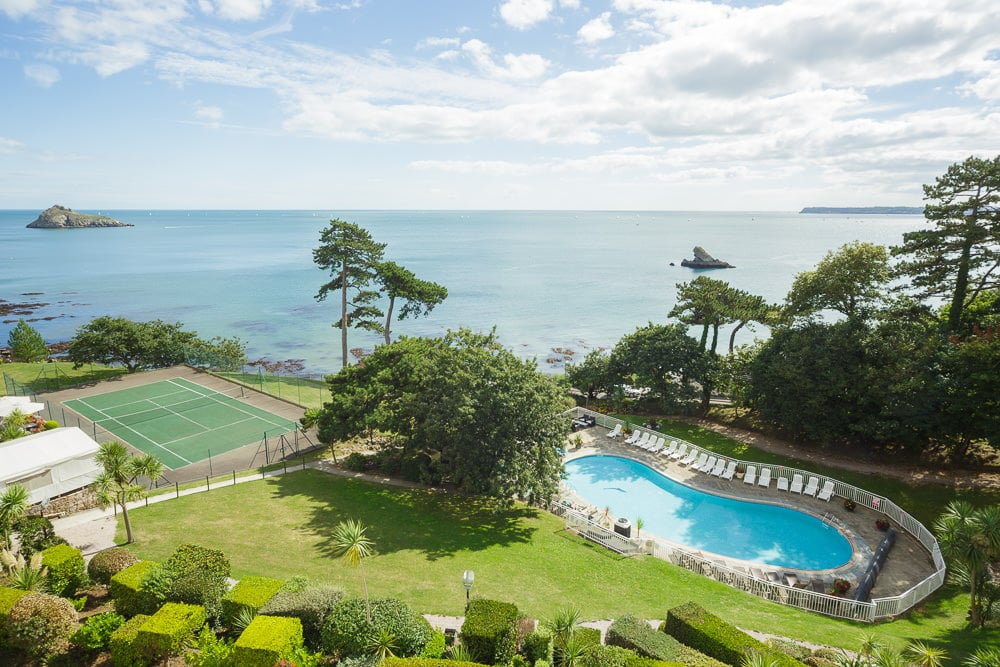 Views from The Osborne Club, Torquay