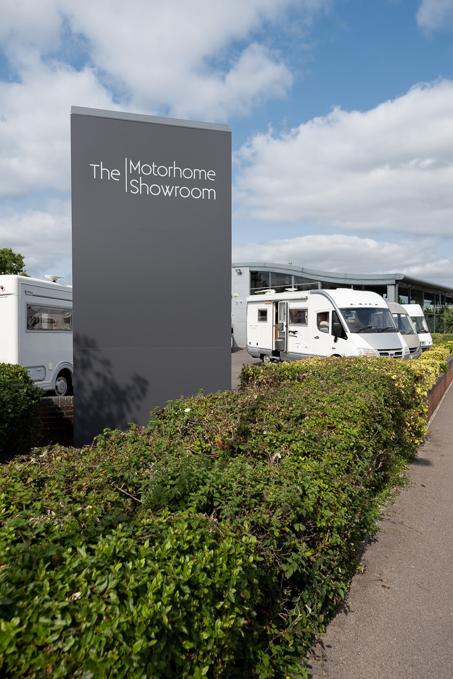 Images for the Motorhome Website