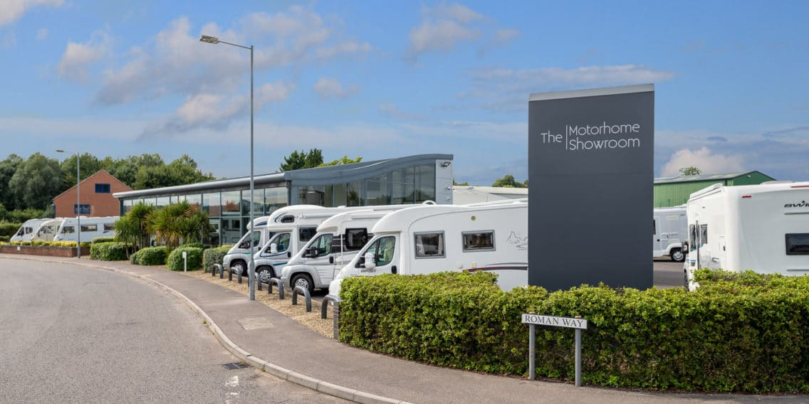The Motorhome Showroom photo for their website