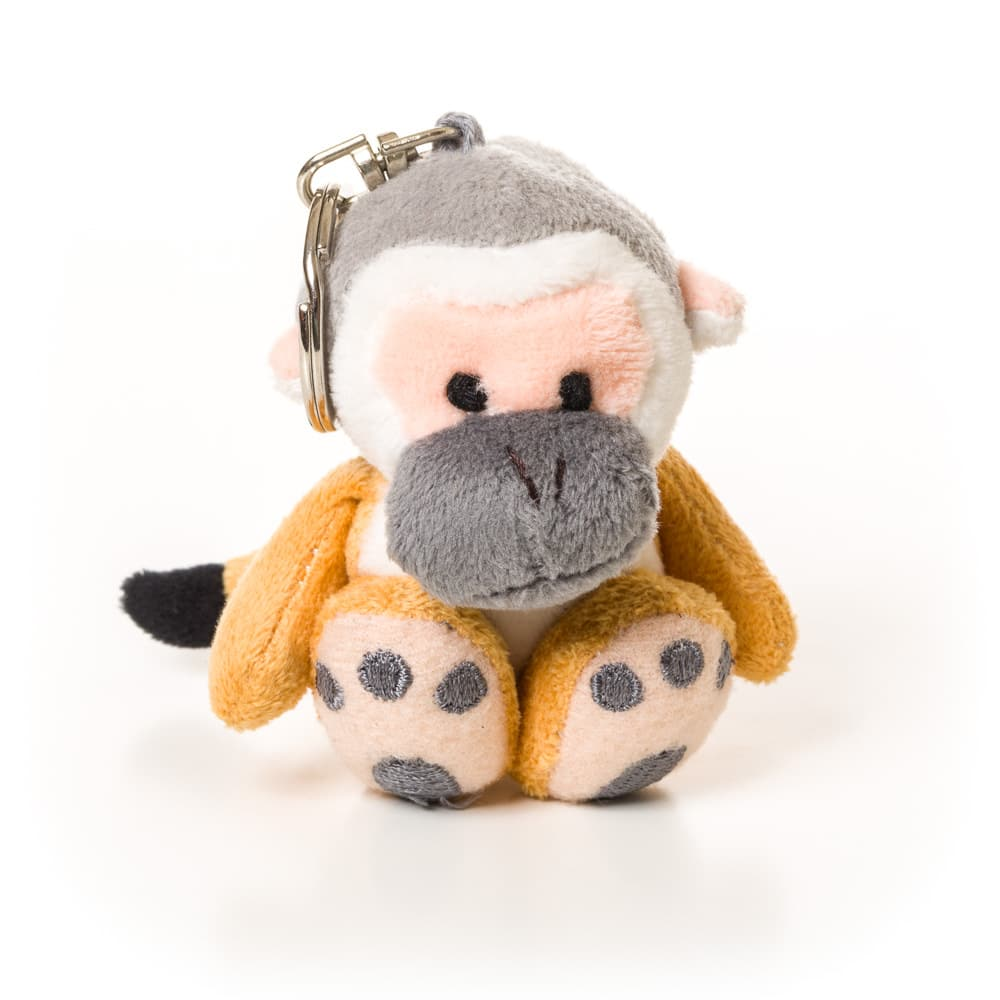 Cuddly Toy Keyring